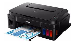 Impresora Sistema Continuo Canon G3100 Wifi Cuotas S Interés
