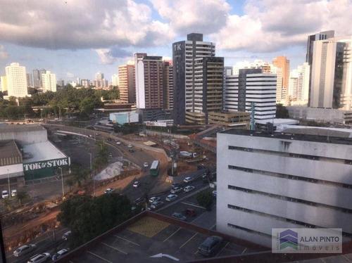 Imagem 1 de 19 de Sala À Venda, 67 M² Por R$ 390.000,00 - Caminho Das Árvores - Salvador/ba - Sa0161