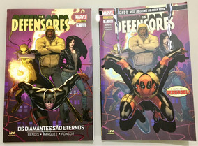 Hqs Os Defensores Volumes 1 E 2