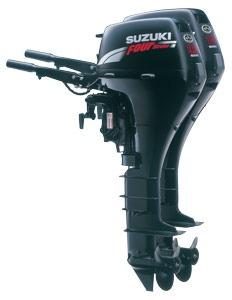 Motor Fuera De Borda Suzuki 15 Hp 2 Tiempos - Ofertas !!!!