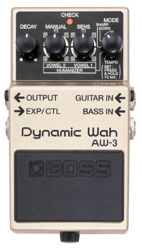 Pedal Boss Aw-3 Dynamic Wah Musica Pilar