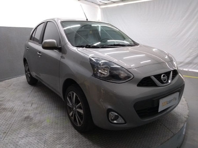 Nissan March Sl 1.6 16v Flexstart 5p Cvt