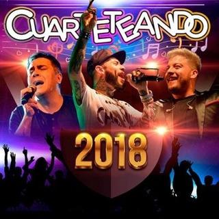 Cd Cuarteteando 2018 Int Varios U.bueno Tru Lala ...