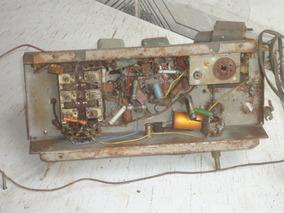 Radio Valvulado Antigo Chassis