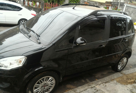 Fiat Idea 2012 1.4 Attractive Flex 5p