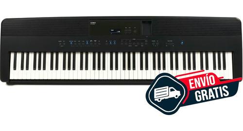 Piano Digital Kawai Es520b Pedal Fte 88 Notas Envio Gratis