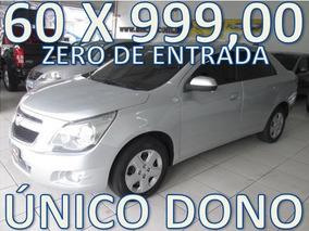 Chevrolet Cobalt 1.8 Lt Zero De Entrada + 60 X 999,00 Fixas