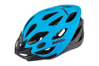 Capacete Epic Line Mv23 Ciclismo Mtb Speed Azul