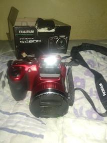 Camera Digital Semi Profissional Juj Finepix Sr4800