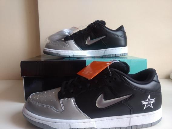 Tênis Nike Sb Dunk Low Supreme