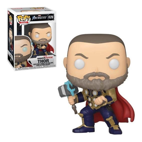 Funko Pop! Games #628 Marvel Avengers: Thor