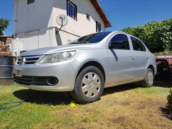 Volkswagen Voyage 1.6 2009 - 92 Mil Km. Pap. Al Día. Titular