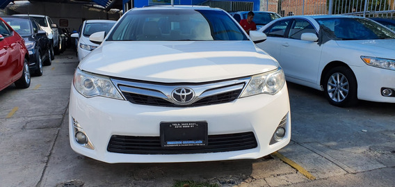Toyota Camry 2012 2.5 Xle L4 Aa Ee Qc Piel At Impecable