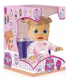 Muñeca Interactiva Peke Baby Emma (2434)