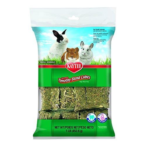 Kaytee Natural Timothy Hay Cubos Para Conejos  Animales Pequ