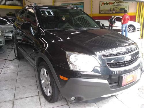 Gm Chevrolet Captiva Sport 2.4 (aut) Banco Em Couro 2011