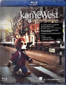 Blu-ray Kanyewest Late Orchestration - Lacrado