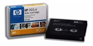 Data Cartridge Hp 40 Gb Dds-4 C5718a