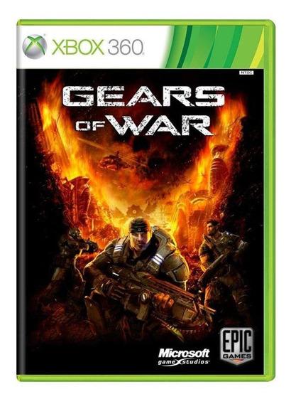 Gears Of War Xbox 360 Mídia Física Pronta Entrega