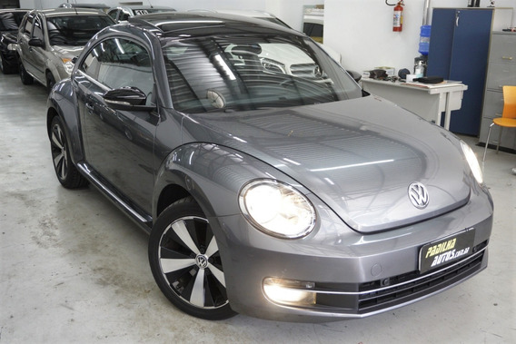 Volkswagen Fusca 2.0 Tsi 2014 Cinza