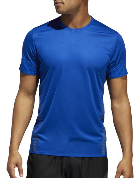Remera adidas Running 25 7 Rise Up Hombre Fr