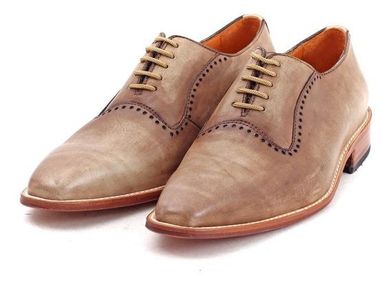 Zapatos Hombre 7581/2 Cuero Ragazzi