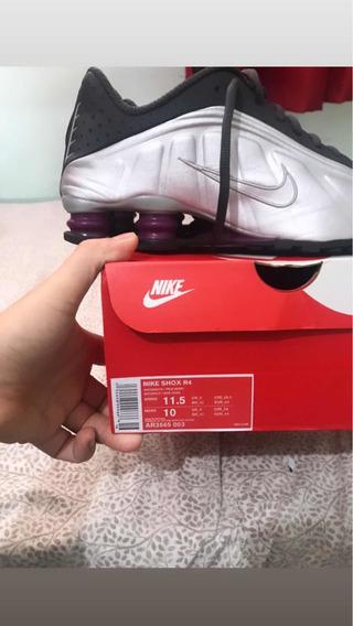 Tênis Nike Shox R4 100% Original Na Caixa Zerado