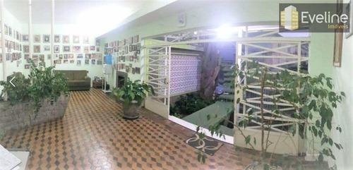 Casa A Venda Em Poá - 174m² De 3 Dorms Sendo 1 Suíte R$ 700 Mil - V481
