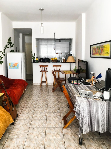Apartamento Para Aluguel - Santa Cecília, 1 Quarto, 34 - 893080215