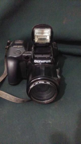 Câmera Fotográfica Antiga Analógica Olympus Is-1