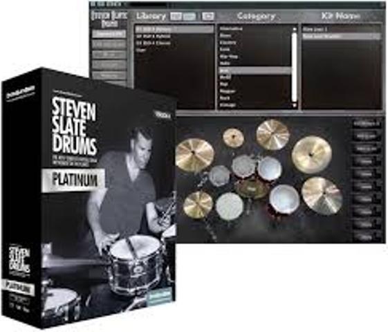Ssd4 Slate Digital Drums +expansoes P Windows