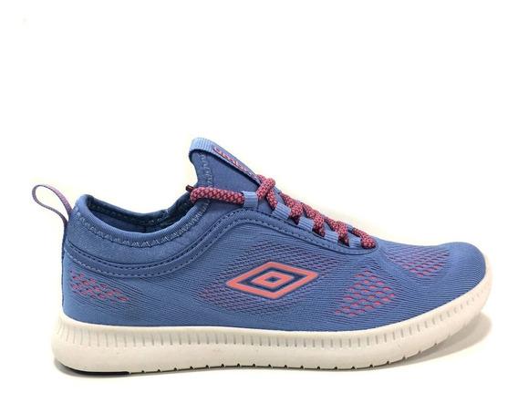 Zapatos Umbro Originales Para Damas - Um16790w - Navy