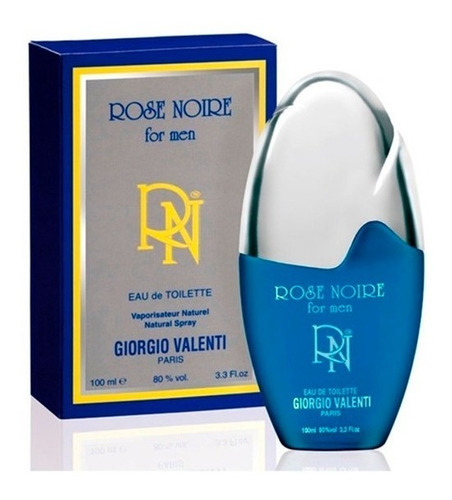 Rosa Negra Perfume Hombre 100 Ml Origin - mL a $600