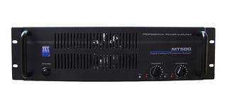 Potencia Amplificador Nacional Zkx Mt 500 Watts