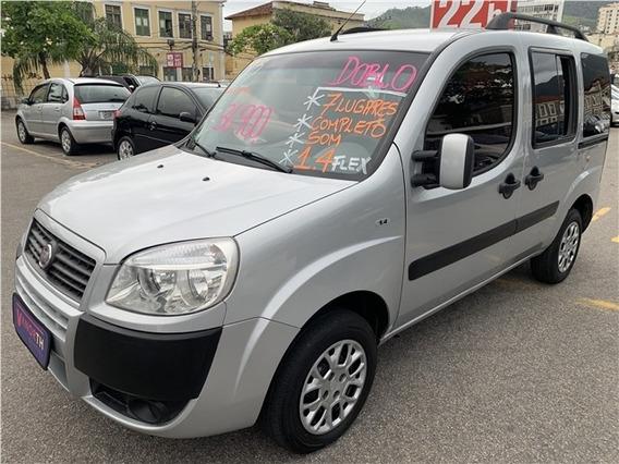 Fiat Doblo 1.4 Mpi Attractive 8v Flex 4p Manual