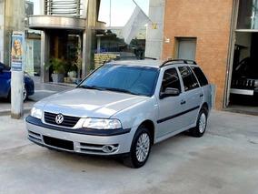 Volkswagen Gol Country 1.6n C/gnc Full Excelente, Anticipo $