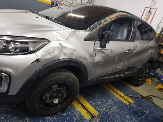 Chocados Renault Captur 2.0 At