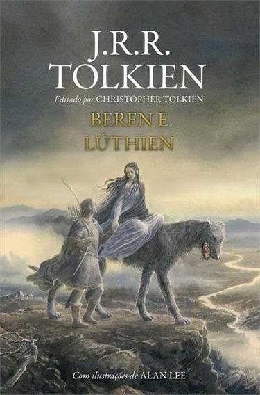 Livro Beren E Luthien J. R. R. Tolkien