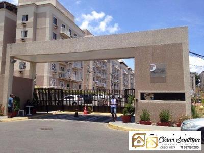 Apartamento Duplex 3/4 - Gran Ville Das Artes - Lauro De Freitas - Ap00726 - 34164382