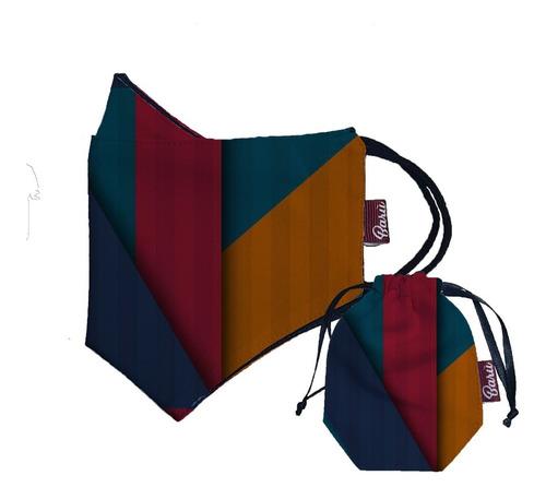 Tapabocas 3d Lavable Alta Calidad - Varios Diseños