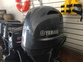 Motor Yamaha 115 Hp 4 Tiempos Modelo 2016
