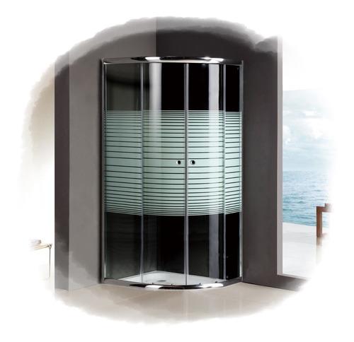 Imagen 1 de 7 de Arenci-ducha Cancel Regadera Baño 100x100 Cms Acuario 100 Sp