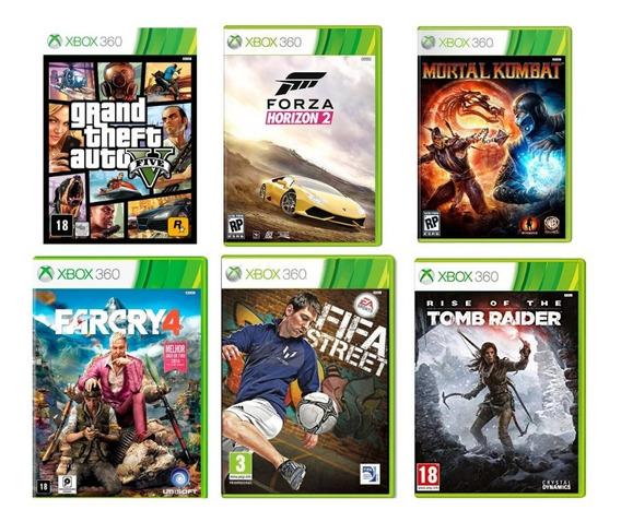 Forza Horizon 2 + 26 Jogos Xbox 360 Mídia Digital Licença