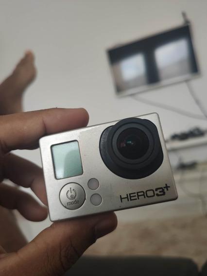 Gopro Hero 3+ Black + Case