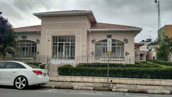 Casa Para Alugar, 386 M² - Centro - Vinhedo/sp - Ca4322