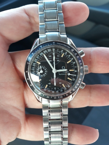 Omega Speedmaster Triple Date Automático Reduced
