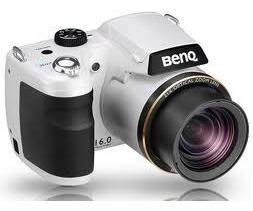 Camara Digital Benq Gh700 16mp 21x Zoom Sin Baterías Aa