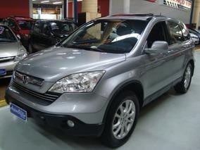 Honda Cr-v Ex 2.0 2007 Automático (completo + Couro)