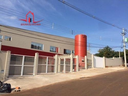Galpão/pavilhão A Venda No Bairro Centro Em Nova Odessa - - 646-1