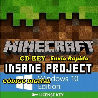 Minecraft Windows 10 Código Original Envío Rapido Reputación